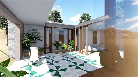 Patio Interieur by Casa Patio Interior