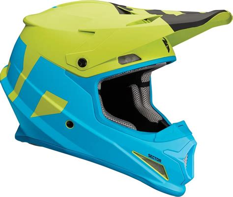 motocross helmet visor 109 95 thor sector level dot approved mx motocross 1022753