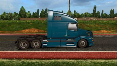 volvo vnl670 volvo vnl 670 truck simulator 2 mods