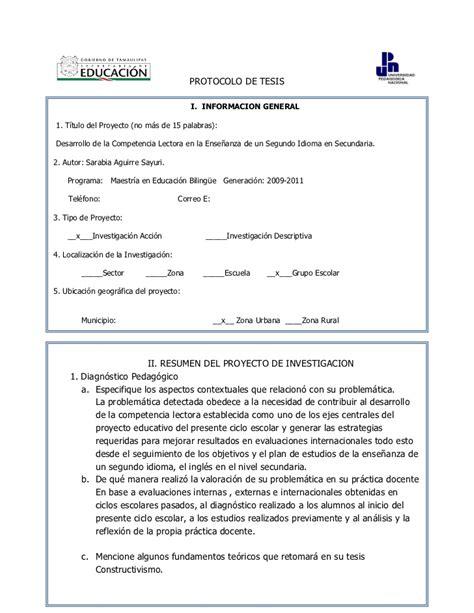ejemplo formato de la presentacion de la declaracion anual 2015 ejemplos de protocolo para upn