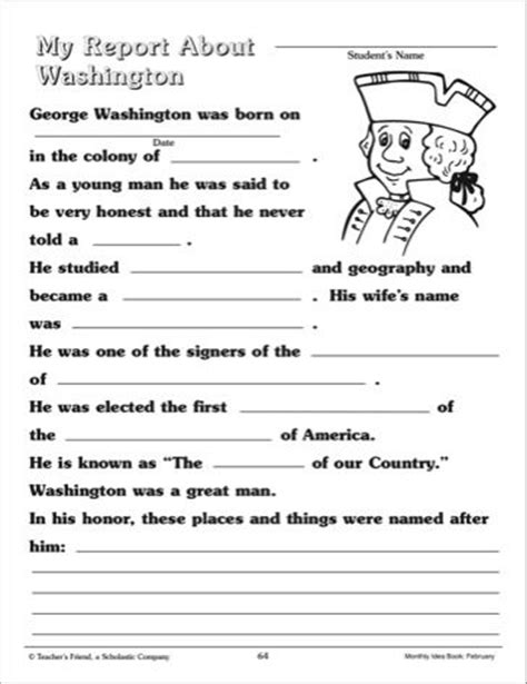 search results for free george washington worksheets george washington worksheets and washington on pinterest
