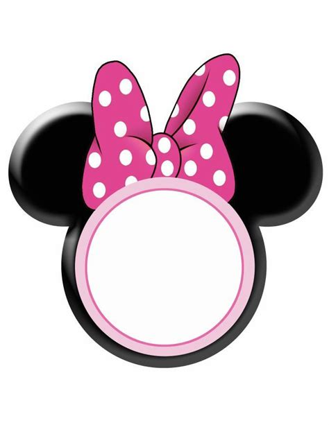 minnie mouse face free download clip art free clip art