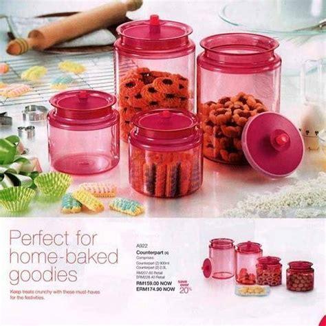 Tupperware Purple Bowl 4pcs Mangkuk Ungu aneka lebaran tupperware karimoon tupperware