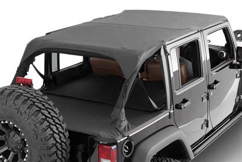 jeep mesh smittybilt 174 jeep wrangler 2010 2017 mesh extended top