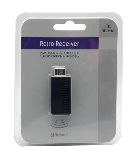 8bitdo Nes Receiver 8bitdo retro receiver for nes snes sfc classic edition