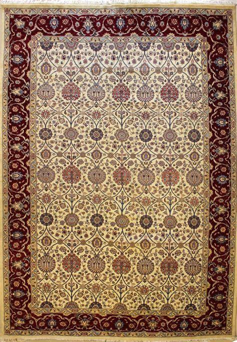 Quality Rugs 9 1x12 5 Rug Floral Handmade Pak Persian High Quality