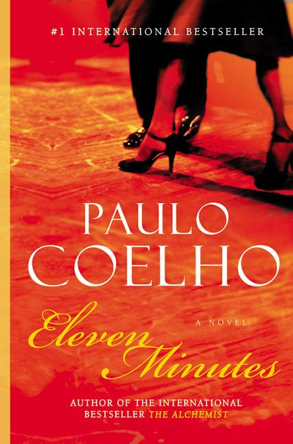 eleven books eleven minutes by paulo coelho books