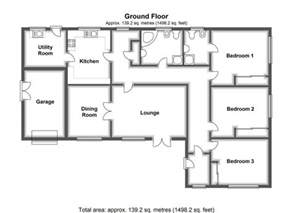 floor plans uk small bungalow house plans uk