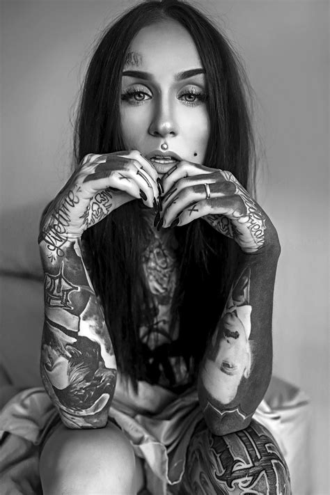 monami frost tattoos monami black and grey and