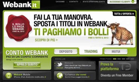 conto deposito popolare emilia romagna poste italiane consolidano sul mercato le loro proposte di