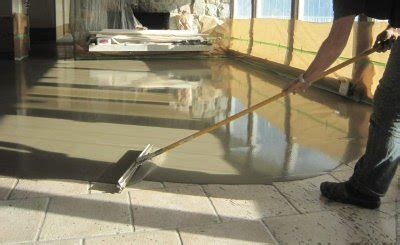 Floor Skim Coat by Microtoppings And Skim Coats Are Ultra Thin Coatings Used