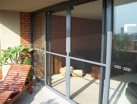 Aluminium Bifold Doors With Fly Screens by Sydney Flyscreens Flyscreens Security Doors Pet Products