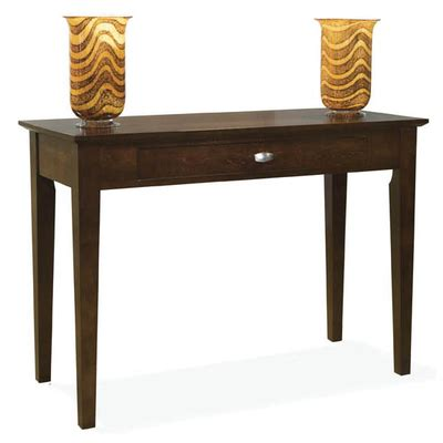 Durham 900 562 Occasional Tables Metro Sofa Back Table Sofa Back Table