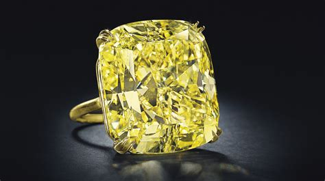 yellow diamonds in the light the five most expensive yellow diamonds sold