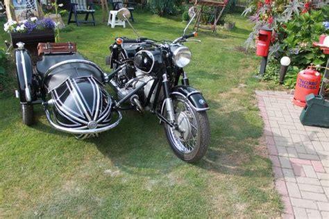 Oldtimer Motorrad Gesucht by Oldtimer Motorrad Bmw R60 Mit Steib S500 Seitenwagen Note