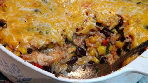 chicken and rice casserole recipe dishmaps