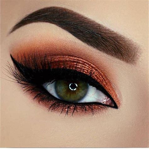 Eyeshadow Orange the 25 best burnt orange eyeshadow ideas on