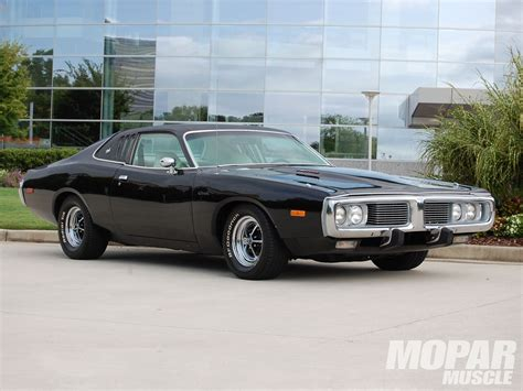1973 Dodge Charger   Recharging A New Generation   Hot Rod