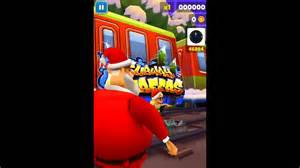 subway surfers christmas update elf tricky limited youtube