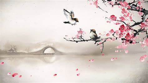wallpaper for walls china drawn wallpaper chinese pencil and in color drawn