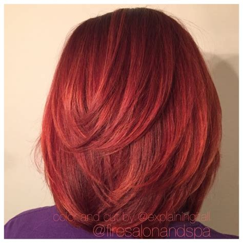 hair cuts with red colour 2015 17 best images about hair on pinterest medium length