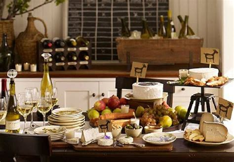 Pottery Barn Platter 12 Amazing Cheese Table Displays Celebrations At Home