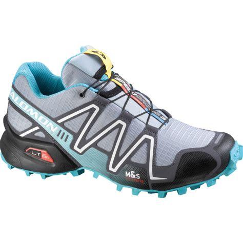 trail running shoes salomon salomon speedcross 3 trail running shoe s