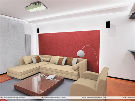 interior exterior plan cosy setting   living room