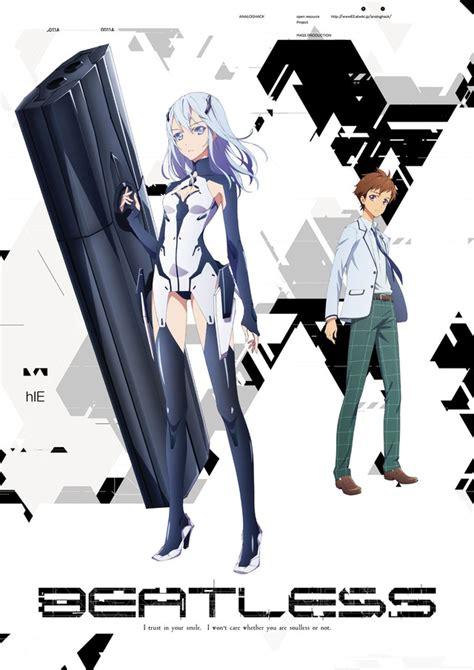 beatless anime de fic 231 227 o cient 237 fica ganha novo trailer