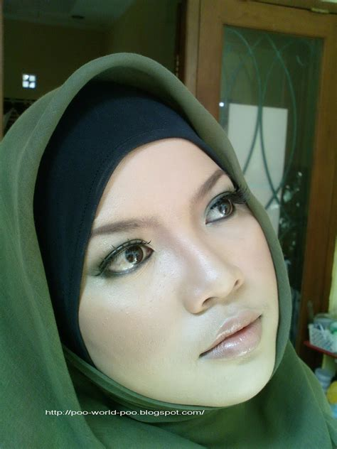 Berapa Eyeliner Viva phu s world fotd another green smokey look