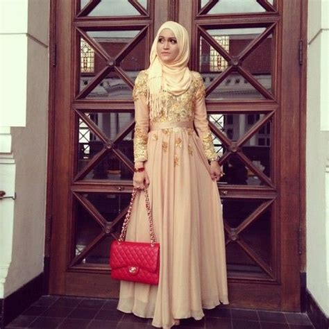 Loli Pop Dress Khimar Mouslim Gamis 25 best gaun muslim pesta images on dress
