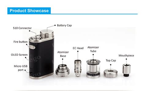 New New Istick Pico Coil Koil Eleaf Melo3 Replacement 05 Ohm eleaf istick pico 75w starter kit 2 0ml