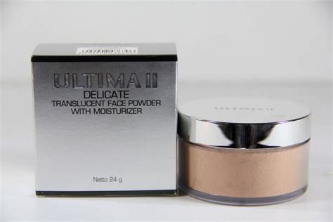 Bedak Ultima Kosmetik toko kosmetik dan bodyshop 187 archive ultima ii delicate translucent powder with
