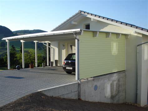 carport firma gr 246 sse baumberger bau ag
