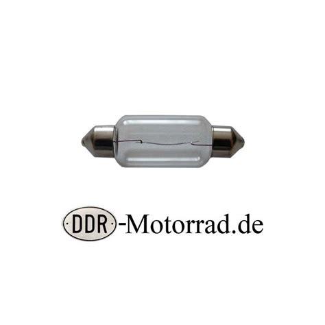 Motorrad Blinker 6v by Soffitte Blinker 6v 18w Mz Es Ddr Motorrad De