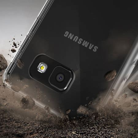 Samsung A3 Ringke Fusion Clear Soft Casing Bumper Cover Keren rearth ringke fusion samsung galaxy a3 2016 clear reviews comments
