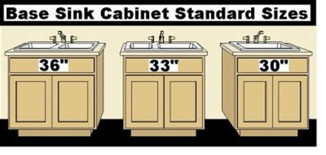 standard kitchen sink cabinet size kitchen sink base cabinet dimensions quotes