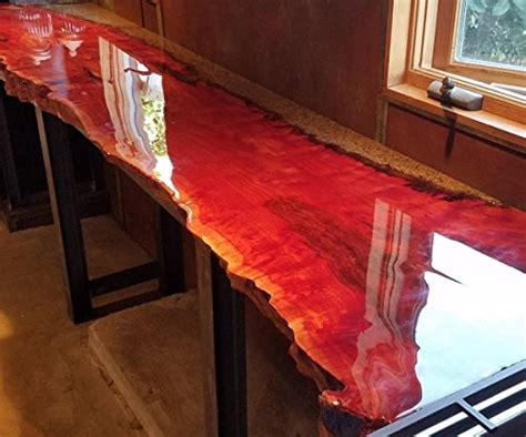 clear epoxy for table tops clear bar table top epoxy resin coating for wood