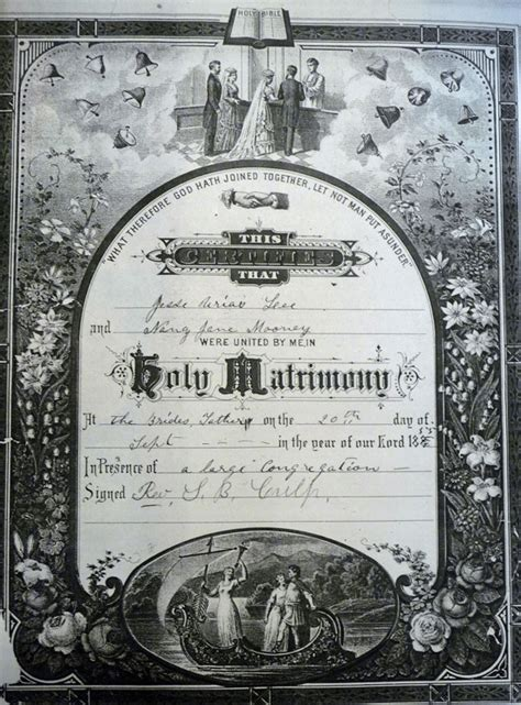 Maine Marriage Records Family Genealogy