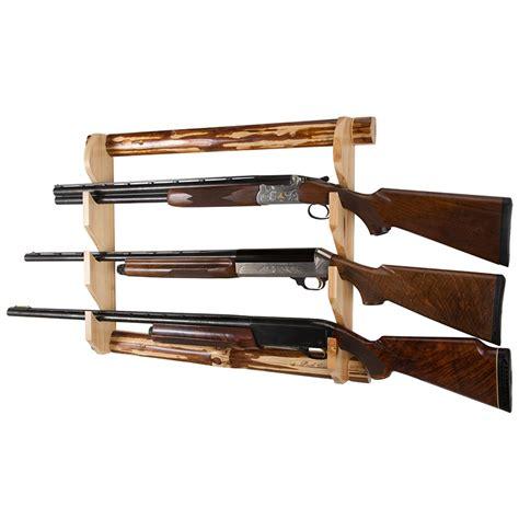 Gun Rack For Wall by 3 Gun Wall Rack 187 Creek Creations
