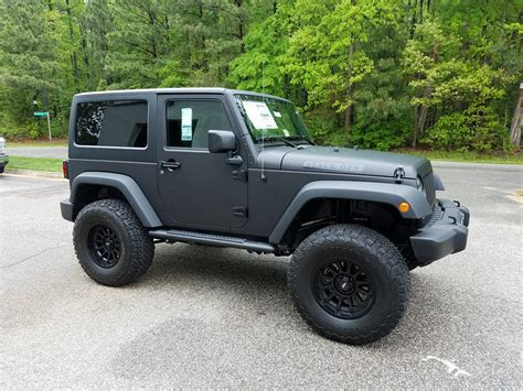 matte jeep matte black jeep color change hawkeye graphics