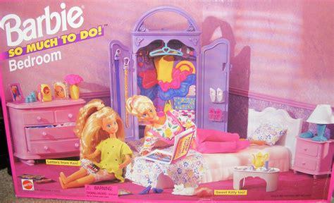 barbie doll bedroom barbie bedroom playset