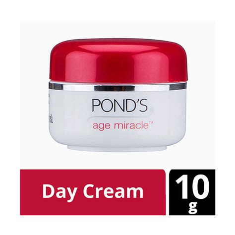 Ponds Age Miracle 10 G jual ponds age miracle day 10g harga