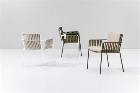 Restaurant Furniture Net by Kettal Net Dining Armchair