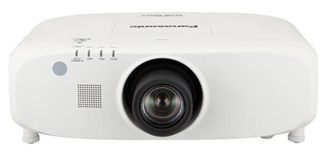 Lu Projector Panasonic panasonic pt ex610lu 6200 lumens xga projector without