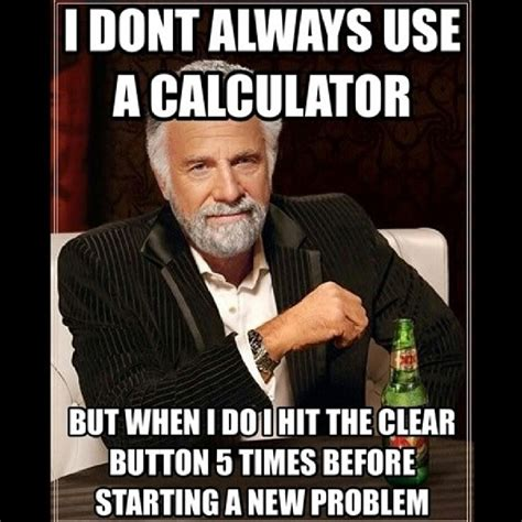 Funny Meme Jokes - math memes clean memes