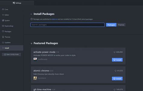 install themes en atom the atom code editor a comprehensive review for wordpress