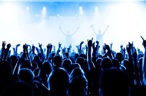 in color concert crowd clipart summer concert pencil and in color crowd
