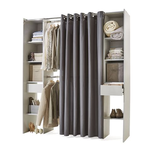 Amenagement Placard 203 by Caisson Dressing Leroy Merlin Armoire A Chaussure Leroy