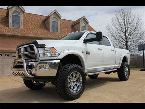 hd video 2012 dodge ram 2500 big horn crew cab diesel